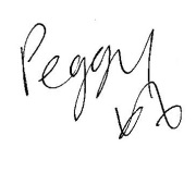 Peggy signature