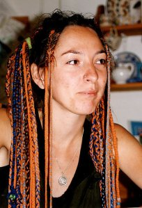 UV dreadlocks